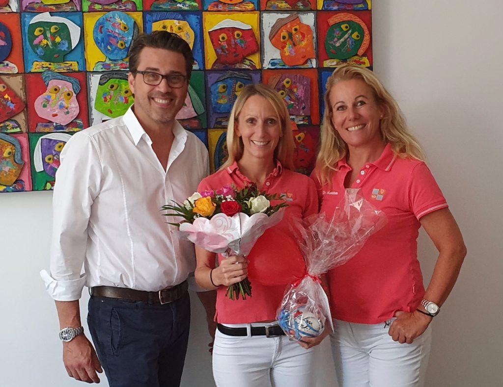 Angie Sarbacher 20 Jahre